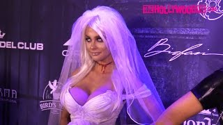 Emily Sears Attends The 2016 Maxim Halloween Party 10.22.16 - TheHollywoodFix.com