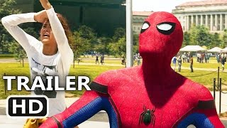 ★ SPIDER-MAN HOMECOMING New Trailer!! ★