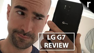 2 Weeks with the LG G7 ThinQ | Tries too hard?
