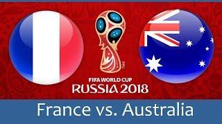 France v. Australia