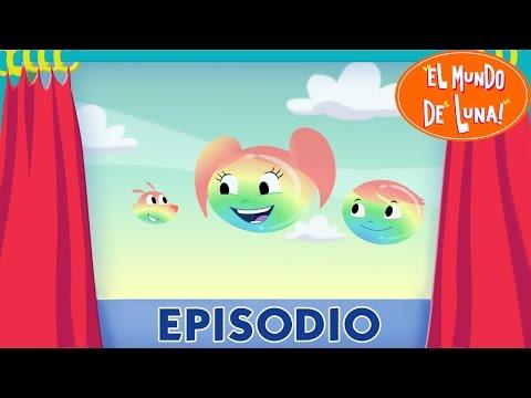 El Mundo De Luna El Arco Iris Episodio Completo