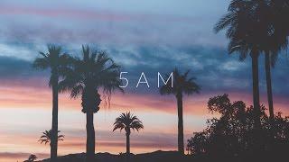 """""""5AM""""⎥Chill x Guitar Hip Hop Instrumental (ft. Jurrivh)"""