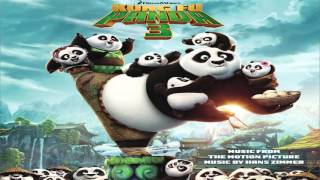 Kung Fu Panda 3 Full Soundtrack (With Credits) - Hans Zimmer