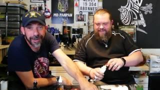 LA  OHM STICK de Smokjoy avec Ludo de Vap' Extreme