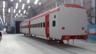 ( INDIAN RAILWAYS ) How a coach is manufactured in factory | RCF Kapurthala | Virtual Tour