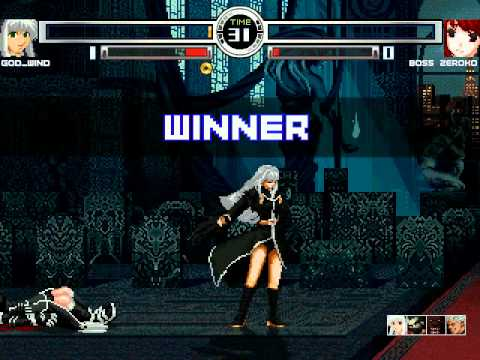 God Wind VS Boss Zeroko