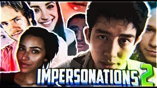 [ASMR] IMPERSONATIONS OF ASMRTISTS #2