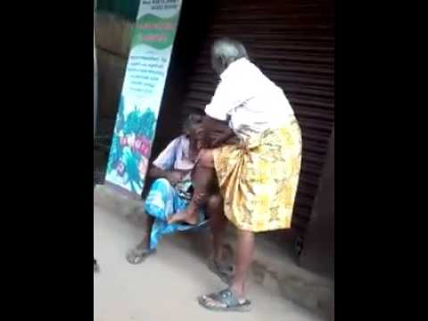 Old Indian guys fight - Desi Funny Video 2016