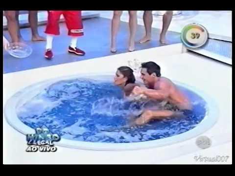 Banheira do gugu Fabiana Andrade