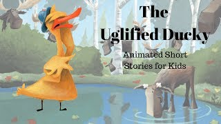 The Uglified Ducky (Animated Stories for Kids)