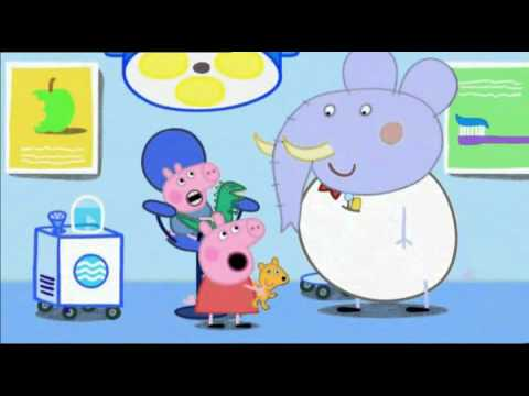 Peppa Pig The Dentist S2 Ep. 18