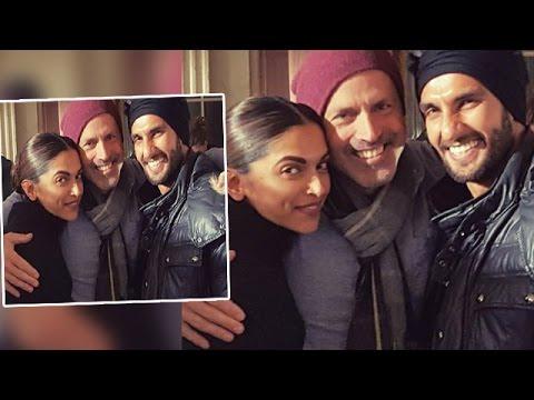 Xxx Mp4 Ranveer Singh On The Sets Of Deepika Vin Diesel S XXx Movie 3gp Sex
