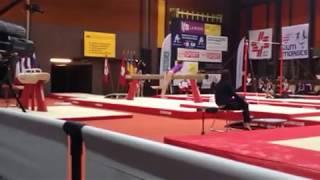 Catalina PONOR (ROU) Balance Beam 2017 Arthur Gander Memorial