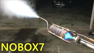 Steam Boiler coil build