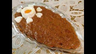 خورش ششانداز Vegetarian walnut stew   Khoresh sheshandaz
