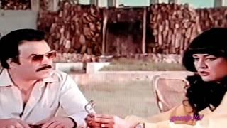 الفيلم النادر- الطعنه - معالي زايد   و يوسف شعبان  .1987-الجزء 6
