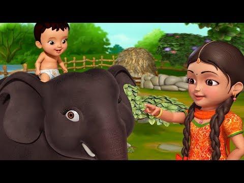 Xxx Mp4 Hathi Raja New Video Hindi Rhymes For Children Infobells 3gp Sex