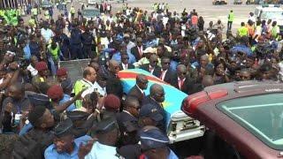 Body of rumba king Papa Wemba returns to DR Congo
