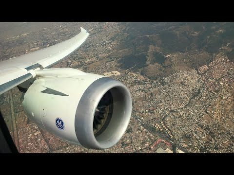 Aborted landing at MEX AeroMexico 787 8