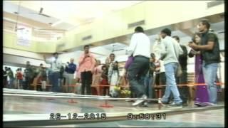 Shishir limbo Skating Guinness book record  attempt video
