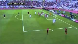Portugal vs Greece 0 0 2014 Full Match Highlights 31 05 2014