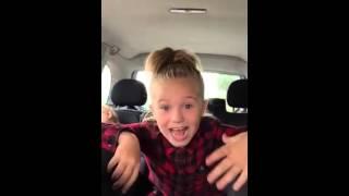 7 year old singing bars and melody hopeful