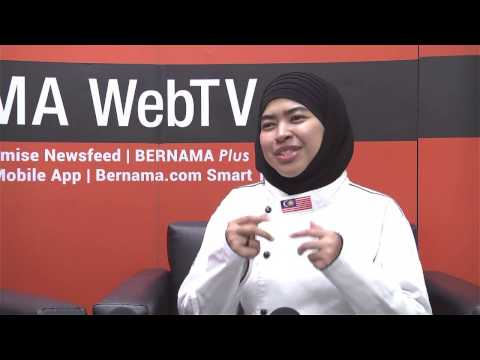 Xxx Mp4 EP136 Siti Safura Mohd Tawil Pemenang Embassy Chef Challenge 2016 Di Ottawa Kanada 3gp Sex