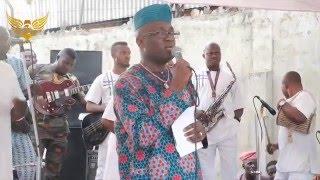 Video: AYUBA live in ITIRE Lagos - SHAKIRU ADAMSON mother's Burial Ceremony