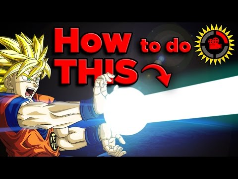 Film Theory What IS the Dragon Ball Z Kamehameha Wave