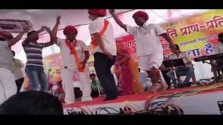 Desi Marwadi Bhajan I Rajasthani Dance I देसी मारवाडी राजस्थानी डांस भजन