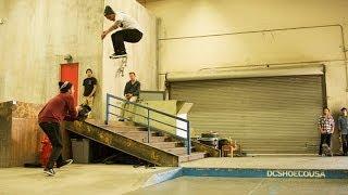 Chaz Ortiz - Backside Flips | ON LOCK