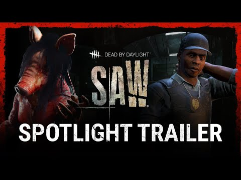 Dead by Daylight The Saw® Chapter Spotlight