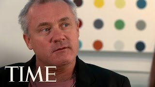 Damien Hirst   10 Questions   TIME