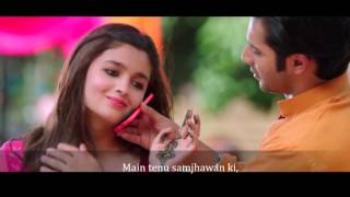 Samjhawan full song with Lyrics 1080p HD Song from Humpty Sharma ki Dulhania