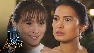 Tubig at Langis: Clara crosses paths with Irene