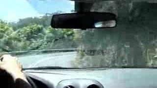 Singing while Driving to Hana, Maui