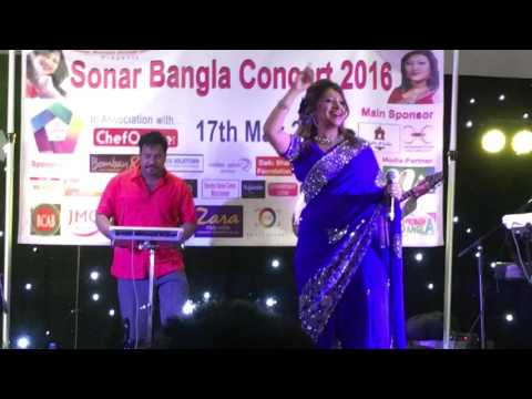 Bangla song/Akhi alamgir/Oldham 2016 LIVE(8)