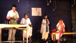 DANTA রাঙ্গা (বাংলা কমেডি নাটক) 2, Purusha গ্রাম Natok