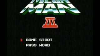Mega Man 3 (NES) Music - Snake Man Stage