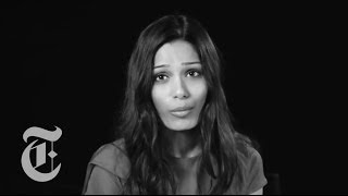Freida Pinto Interview | Screen Test | The New York Times