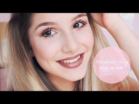 Valentinstag make-up look + ombre lips // CXC ❥
