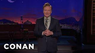 Conan On The Trump Employee Who Actually Got Paid  - CONAN on TBS