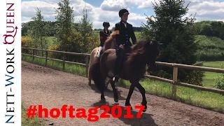Qualifikationsturnier und Hoftag 2017 auf dem Gestüt Kirchwald Islandpferdegestüt