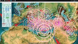 5/24/2018 -- West Coast USA struck by M4.6 Earthquake -- New deep earthquakes in W. Pacific