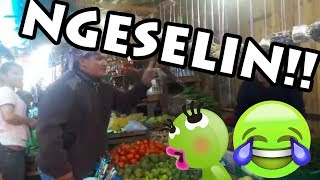 Magdalena Simentel Mentel - Pembeli Sayur Yang Menyebalkan