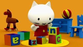 Мультфильмы про котенка - Мультики про осень - развивающие мультфильмы для детей - Котёнок Мусти