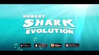 Hungry Shark Evolution - 2014 Trailer (All)