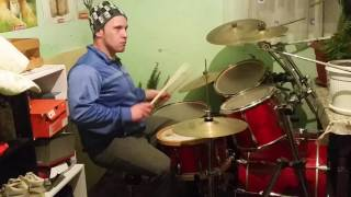 Begini, Dominik Tkalec - Iz protesta (drum cover)
