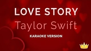 Taylor Swift - Love Story (Valentine's Day Karaoke)