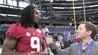 Are they ready for the cameras? Alabama freshmen speak to the media for the first time